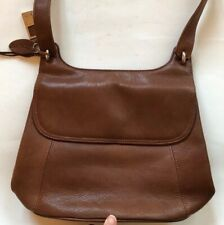 ROLFS Brown Medium Leather Purse Bag