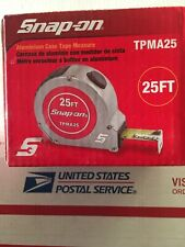 Snap On 25' Tape Measure. New In Box