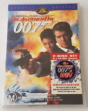 DIE ANOTHER DAY DVD PIERCE BROSNAN HALLE BERRY (#DVD00562)