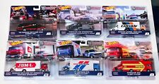 Hot Wheels Car Culture Team Transport Lot All New In Package