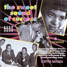 """THE SWEET SOUND OF SUCCESS  """"28 STUNNING TRACKS FROM THE SCEPTER & WAND LABELS"""""""