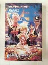 STAR COMICS - THE LABIRINTH OF MAGIC MAGI 17 - SHINOBU OHTAKA -NUOVO DA MAGAZZIN