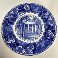 Vintage Wedgwood All States Hall Tamassee DAR School South Carolina Plate First