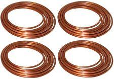 4 Rolls Mueller Lsc04020p 12 Id X 20 Type L Soft Copper Tubing