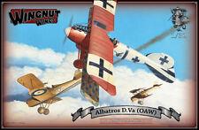 OOP Wingnut Wings 1/32 Albatros D.Va (OAW)   High Quality Scale Model Kit #32047