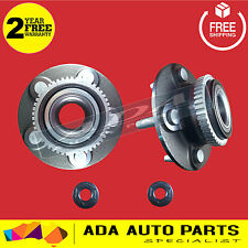 2 x Ford Falcon Brand New Front Wheel Bearing Hubs AU BA BF & Territory + 2 Nuts