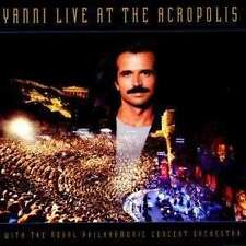 Yanni - Live At The Acropolis CD PRIVATE MUSIC