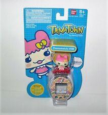 2010 BANDAI TAMATOWN GOTCHI FIGURE CHAMAMETCHI #109 CONNECT & PLAY WITH TAMA-GO