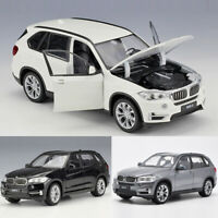 BMW X5 SUV Off-road 1:24 Model Car Diecast Vehicle Toy Kids Gift Collection