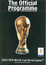 FIFA WORLD CUP 2002 JAPAN: Official Tournament Brochure