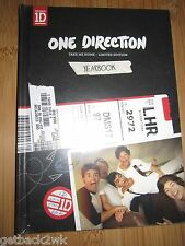 One Direction 1D Yearbook SEALED CD Book Brand New 17 Brand New Songs