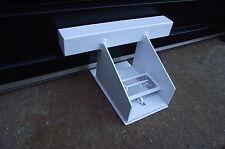 WHITE  garage door defender lock. HEAVY DUTY SECURITY SYSTEM DIRECT FROM UK