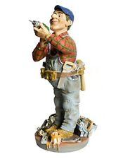 Profisti - Handwerker Hausmeister Skulptur Figur - 20613V