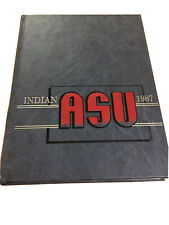 1987 Arkansas State University College Annual Yearbook AR