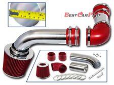 BCP RED 1988 1989 Firebird V8 5.0/5.7 Cold Air Intake Kit+ Filter