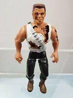 Vintage 1991 Kenner Terminator 2 Hot-Blast T-800 Action Figure