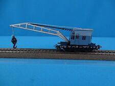 Marklin 4611 DB Crane Car Blue OVP