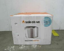 """Solo Stove 19.5"""" Fire Pit Stainless Steel"""