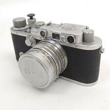 Vintage Tower 35 mm Type 3 Camera Nikkor 5cm f2 Nippon Kogaku Japan