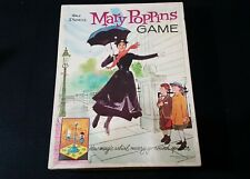 Walt Disney Mary Poppins Board Game - Whitman1964-Excellent Complete in Box