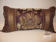 Croscill EVERLY Boudoir Decorative Pillow NWT