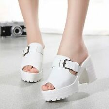 Wild Diva Clog heels S878 HOT ITEM!!