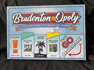 Bradenton-Opoly Monopoly Game A Fun Game Celebrating Bradenton Florida