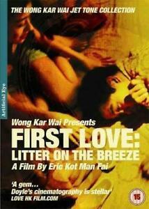 First Love: The Litter On The Breeze (1993) DVD NEW (Artificial Eye ART404DVD)