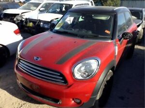 Wrecking for parts 2011-16 Mini Countryman Parts only