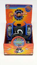Fersenroller Leuchtrollen für Schuhe Flashing Roller Kinder blau 2 Stück