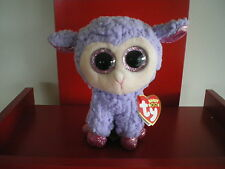 Ty Beanie Boos LAVENDER the sheep. 6 inch NWMT. New release in stock now.