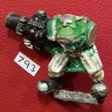 Rogue Trader espacio Orko mekaniak Kustom arma 40K Metal espacio Orko Mekboy 1989