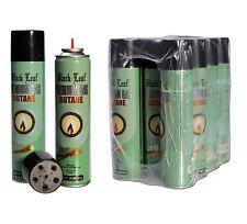 12x 300ml BUTANGAS Feuerzeuggas Nachfüllgas Feuerzeug (6,94 € p. 1 Liter)