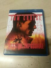 Mission: Impossible Special Collector's Edition Blu-ray Tom Cruise , Ving Rhames