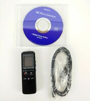 Sony Digital Handheld VOICE RECORDER Dictaphone USB Portable EVP Detector