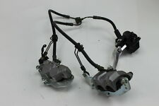 10 HYOSUNG GT250R OEM FRONT BRAKE MASTER CYLINDER w/ LEVER & CALIPERS