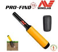 Minelab Pro-Find 15 metal detecting pinpointer