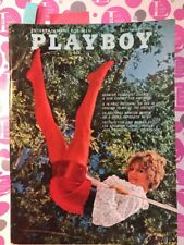PLAYBOY JULY 1968 P. NEWMAN,SOPHIA LOREN,BRIGITTE BARDOT,Covergirl uncovered NM!