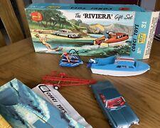 Corgi Toys, Gift Set 31 The RIVIERA Gift Set With Original Box And Instructions