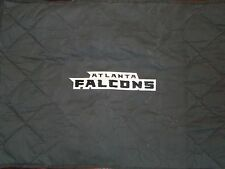 NEW POTTERY BARN NFL FOOTBALL ATLANTA FALCONS QUILTED GREY STANDARD  PILLOW SHAM