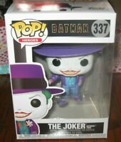 ORIGINAL BATMAN MOVIE FUNKO POP - THE JOKER #337 - JACK NICHOLSON
