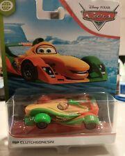 Disney Pixar Cars 3 - Rip Clutchgoneski - Official Mattel Release Diecast Cars