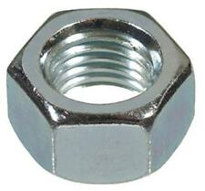 """New Standard Hex Nuts (Din934) 1/4 to 3"""" Steel Zinc finish free shipping 100 ct"""