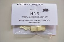 1/160 N SCALE 1955 Chevy Cameo Pick Up Resin KIT