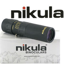 Nikula 10-30x25 Zoom Optical Monocular Telescope High Power Outdoor Hunting HOT