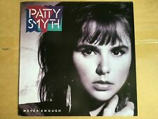 Patty Smyth Never Enough - 1987 Vinyl LP  Near Mint