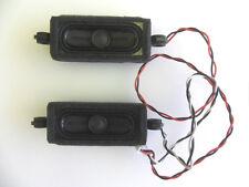 Logik L22FED12A Pair Speakers 4 Ohm 5 Watt TASSJ 24LE4 504MTC & Leads
