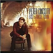 Peter Cincotti - East of Angel Town - 13 TRACK MUSIC CD - LIKE NEW - F612