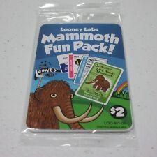 Fluxx Mammoth Fun Pack NEW
