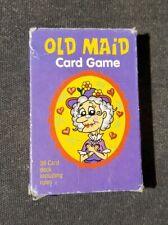 Vintage Complete Set of 38 Old Maid Unused
